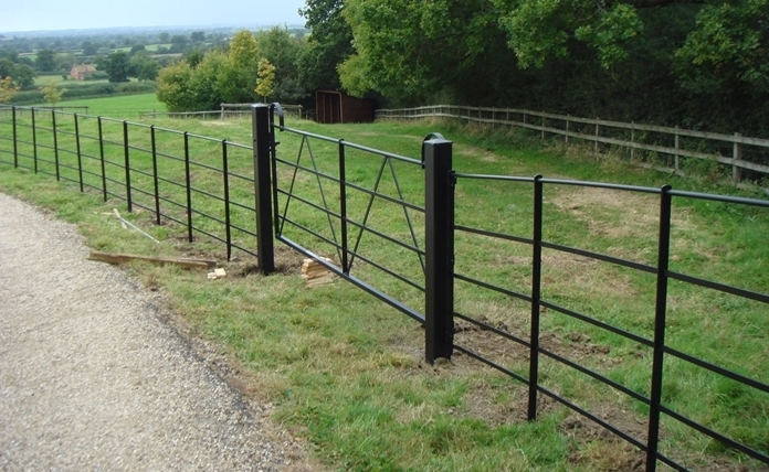 Parkland Railings John Bright Fencing