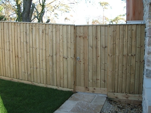 Featheredge Fencing John Bright Fencing
