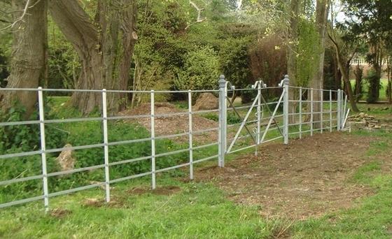 Parkland Railings John Bright Fencing