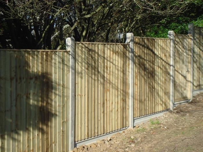 Closeboard Panels Tanalised John Bright Fencing