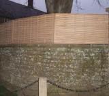 Oak Interwoven Panel