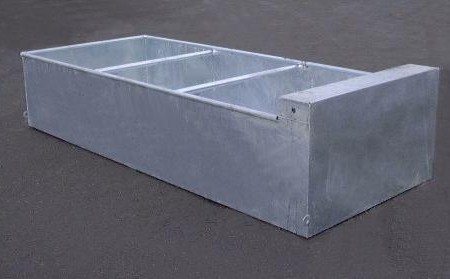 3000x1220x610mm WATER TROUGH