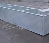 3000x610x610mm WATER TROUGH