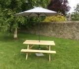 5′ Bench H duty (parasol 2)