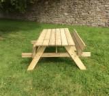 5′ Bench (fold seat)