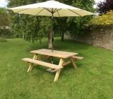 6′ Bench (parasol 2)