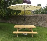 6′ H Duty (parasol)