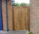 Border Door Softwood Single