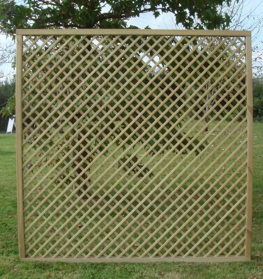 Dottery Trellis John Bright Fencing