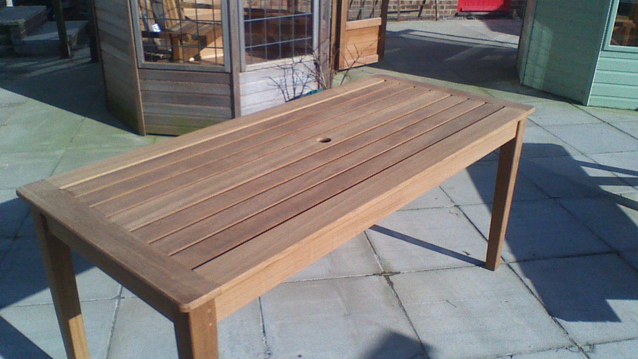 Strange Iroko Dining Table Ibusinesslaw Wood Chair Design Ideas Ibusinesslaworg