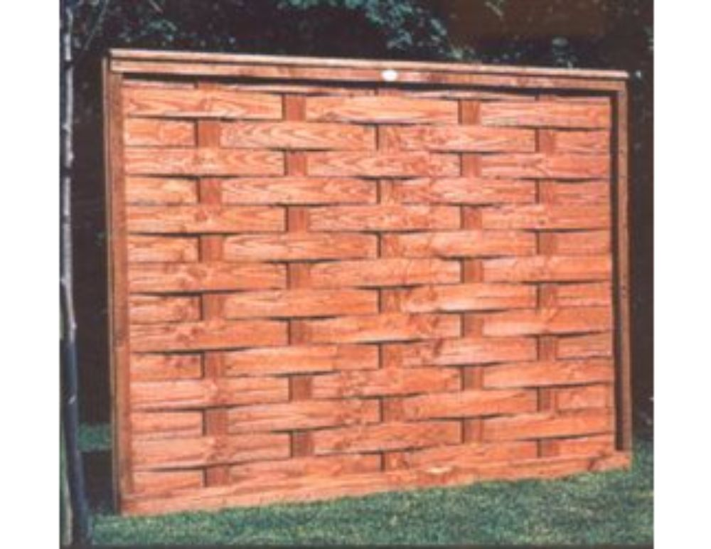 Woven Panels John Bright Fencing