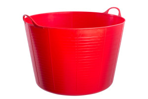 extra large red tubtrug