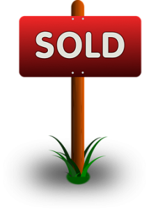 House sold illustration
