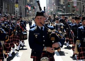 St Patrick's Day Parade New York