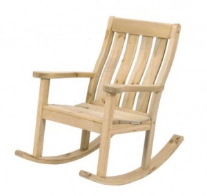 Farmers rocking chair