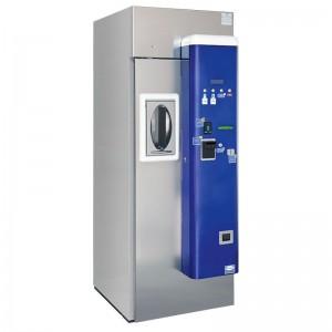 Italian milk vending machine