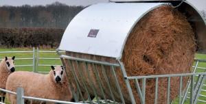 sheep bale saver