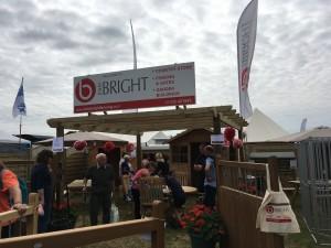 John Bright stand Dorset County Show