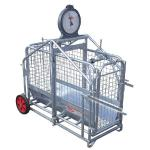 Ritchie Products. Galvanised Pig Weigher