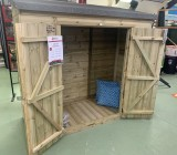 tanalised store shed in shop
